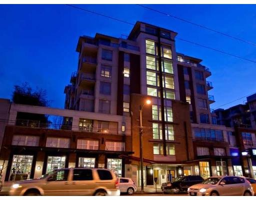 Main Photo: # 305 2228 W BROADWAY in Vancouver: Condo for sale : MLS®# V874301