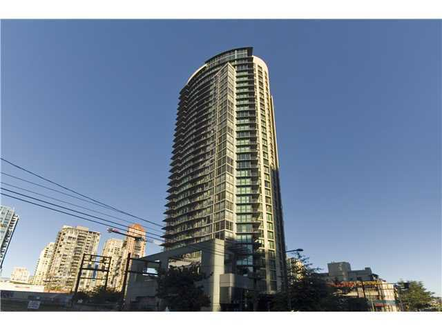 Main Photo: 1902 501 Pacific Street in Vancouver: Downtown VW Condo for sale (Vancouver West)  : MLS®# V898314