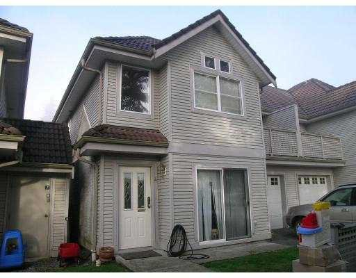 Photo 1: Photos: 4 21453 DEWDNEY TRUNK Road in Maple_Ridge: West Central Townhouse for sale (Maple Ridge)  : MLS®# V672204