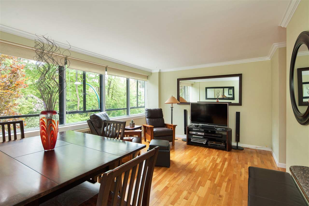 Main Photo: 511 1445 MARPOLE AVENUE in Vancouver: Fairview VW Condo for sale (Vancouver West)  : MLS®# R2168180