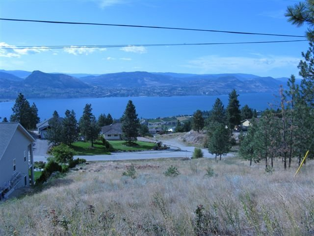 Main Photo: 2790 Winifred Road in Naramata: Land Only for sale : MLS®# 105305