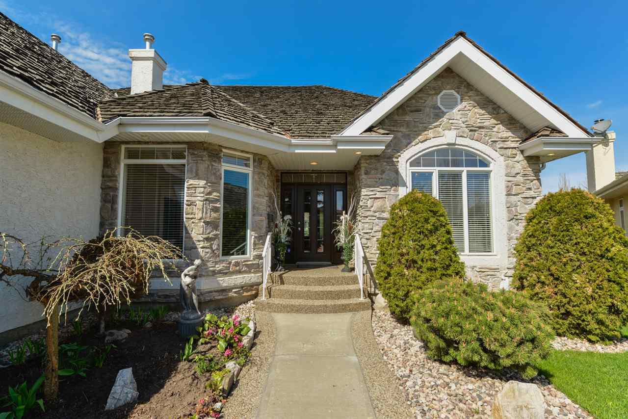 Main Photo: 1328 119A Street in Edmonton: Zone 16 House for sale : MLS®# E4194691