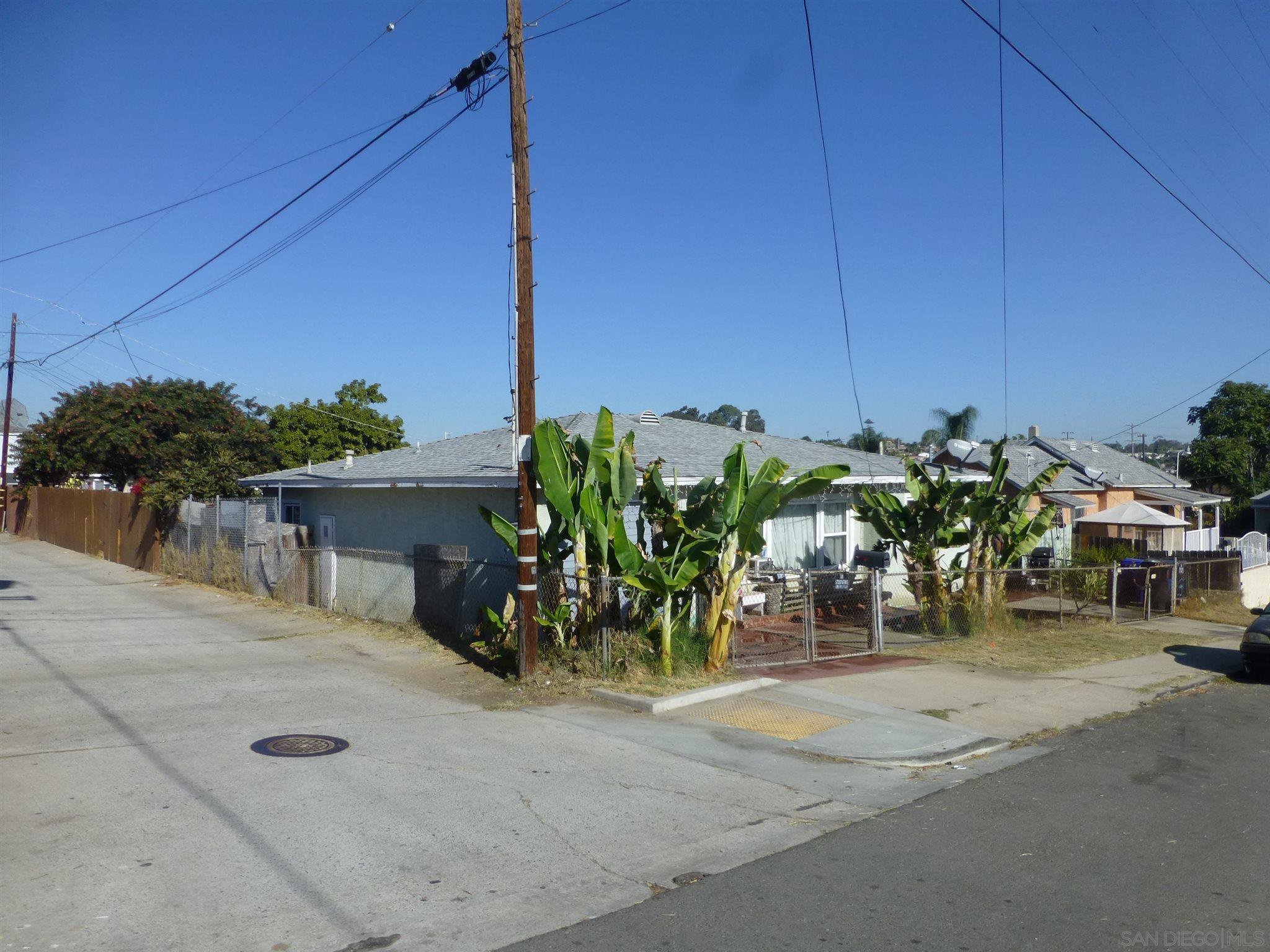 Main Photo: LOGAN HEIGHTS Property for sale: 316 S Evans in San Diego