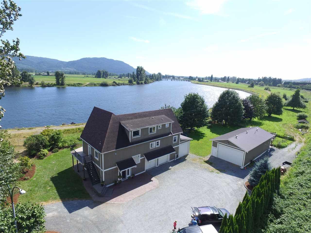 Main Photo: 37524 HAWKINS PICKLE ROAD in : Dewdney Deroche House for sale : MLS®# R2481544