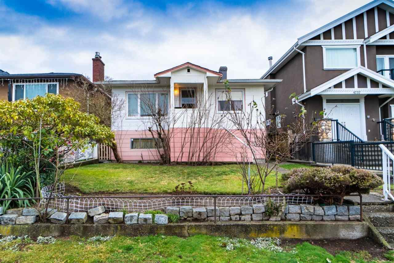 Main Photo: 4751 UNION Street in Burnaby: Capitol Hill BN House for sale (Burnaby North)  : MLS®# R2526229