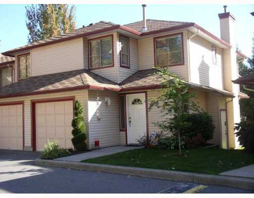 """Main Photo: 41 21960 RIVER Road in Maple Ridge: West Central Townhouse for sale in """"FOXBOROUGH HILLS"""" : MLS®# V793861"""