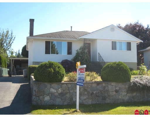 Main Photo: 11712 97A AV in Surrey: House for sale : MLS®# F2722804