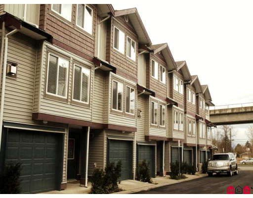 Main Photo: 6 13360 King George Highway in North Surrey: Condo for sale : MLS®# F2806955
