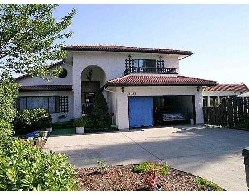 Main Photo: 18985 119B AV in Pitt Meadows: Central Meadows House for sale : MLS®# V549946