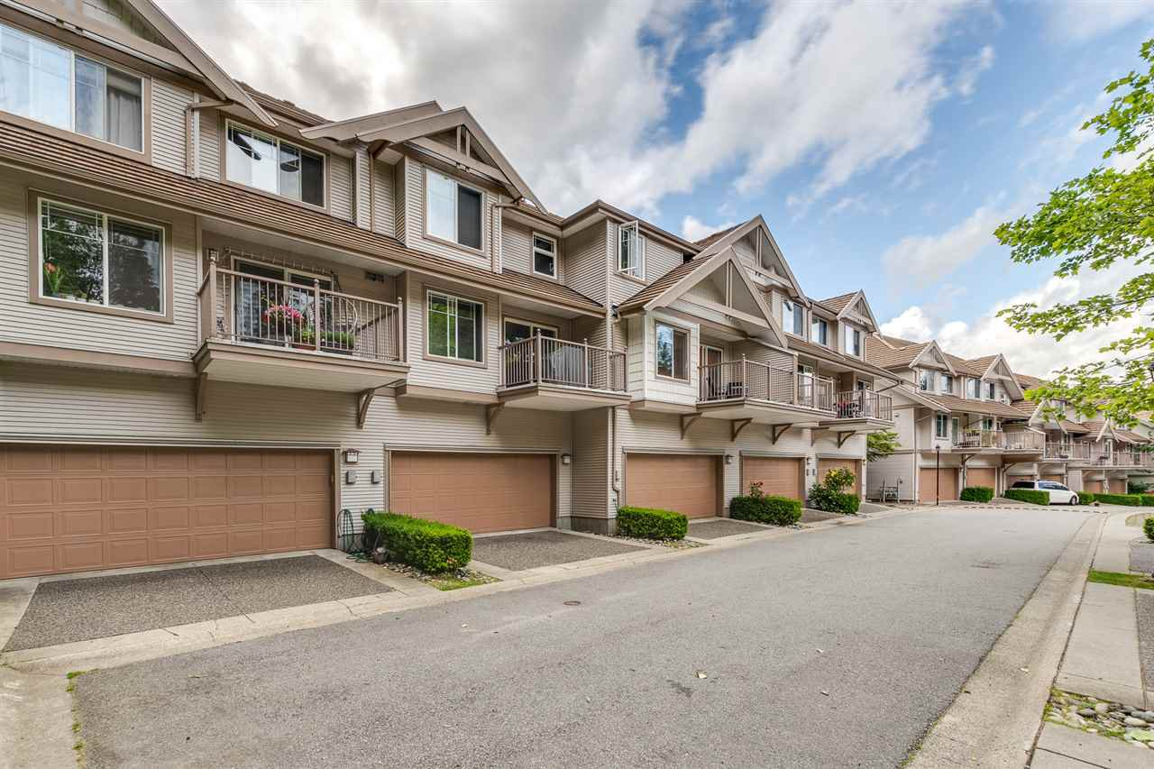 "Main Photo: 47 2351 PARKWAY Boulevard in Coquitlam: Westwood Plateau Townhouse for sale in ""WINDANCE"" : MLS®# R2398247"