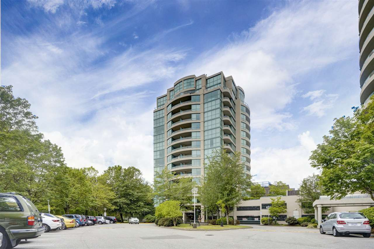 "Main Photo: 1201 8811 LANSDOWNE Road in Richmond: Brighouse Condo for sale in ""CENTRE POINTE"" : MLS®# R2424602"