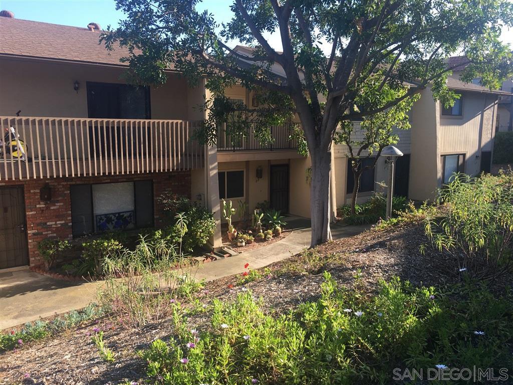 Main Photo: LA MESA Townhome for sale : 3 bedrooms : 5800 Lake Murray Blvd #82