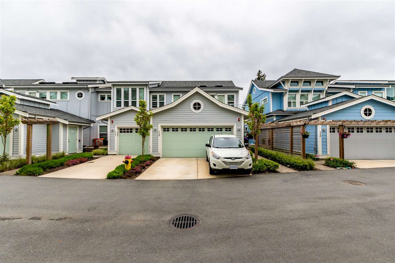 """Main Photo: 12 44849 ANGLERS Boulevard in Chilliwack: Vedder S Watson-Promontory Townhouse for sale in """"RIVERS EDGE"""" (Sardis)  : MLS®# R2453654"""
