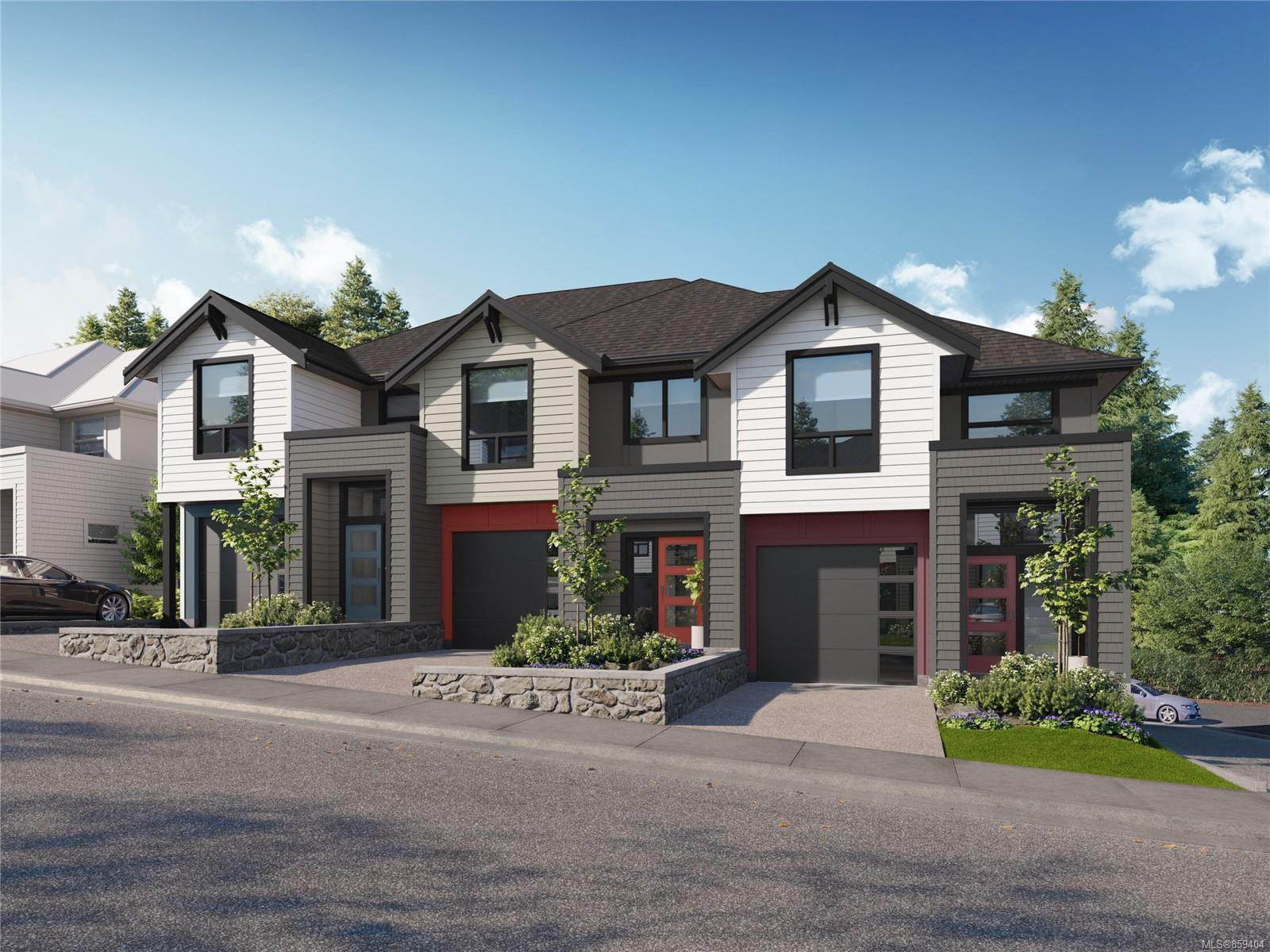 Main Photo: 2839 Lunar Crt in : La Westhills Row/Townhouse for sale (Langford)  : MLS®# 859404