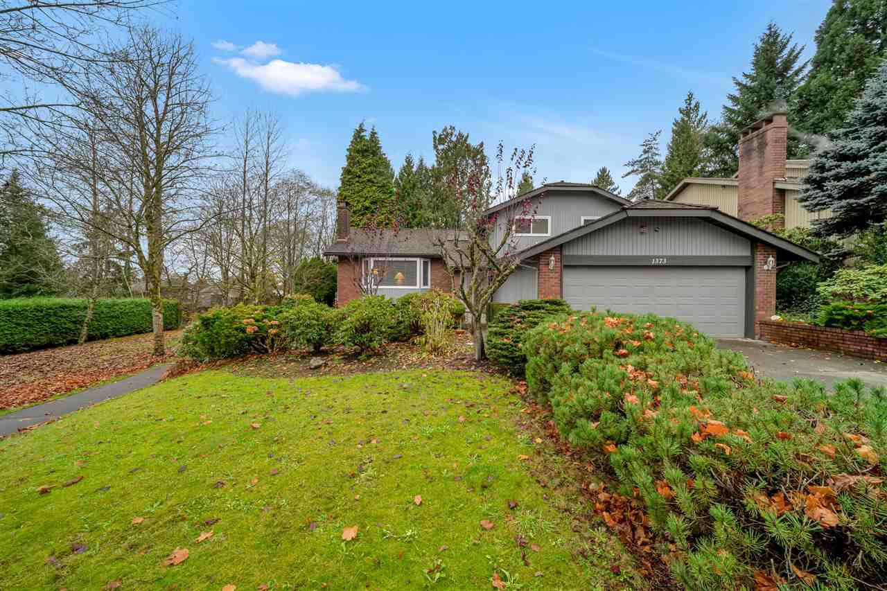 Main Photo: 1373 WYNBROOK Place in Burnaby: Simon Fraser Univer. House for sale (Burnaby North)  : MLS®# R2517509