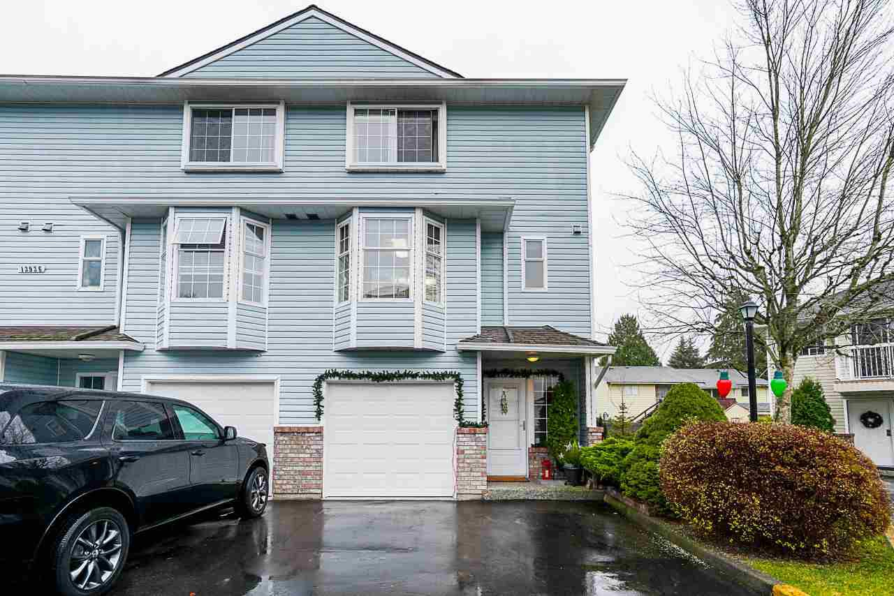 """Main Photo: 4 13936 72 Avenue in Surrey: East Newton Townhouse for sale in """"Uptown North"""" : MLS®# R2523122"""