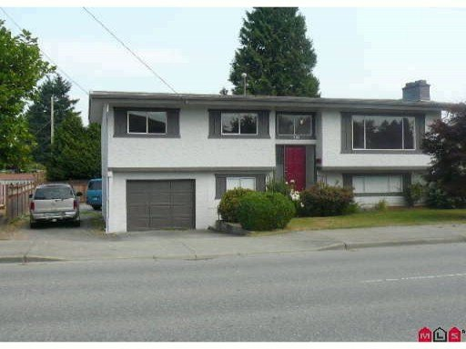 Main Photo: 2108 WARE STREET in Abbotsford: House Fourplex