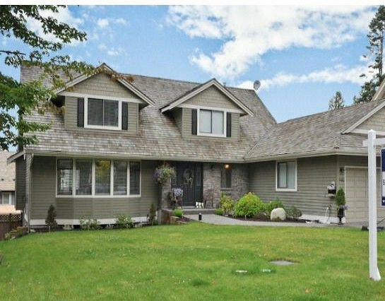 """Main Photo: 941 164 ST in Surrey: King George Corridor House for sale in """"McNally Creek"""" (South Surrey White Rock)  : MLS®# F1118797"""