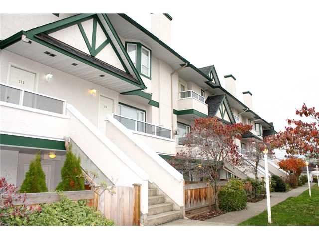Main Photo: 210 3978 Albert Street in Burnaby: Vancouver Heights Condo for sale (Burnaby North)  : MLS®# V918673