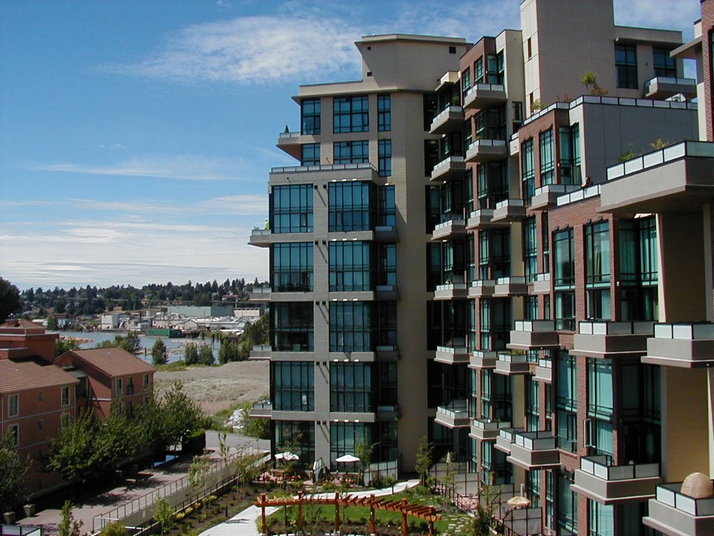 "Main Photo: # 405 10 RENAISSANCE SQ in New Westminster: Quay Condo for sale in ""MURANO LOFTS"" : MLS®# V829905"