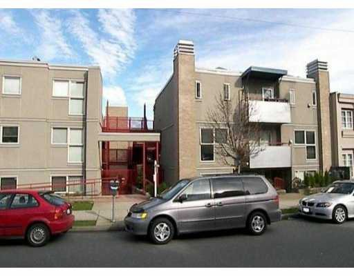 """Main Photo: 1195 W 8TH Ave in Vancouver: Fairview VW Townhouse for sale in """"ALDER COURT"""" (Vancouver West)  : MLS®# V633537"""