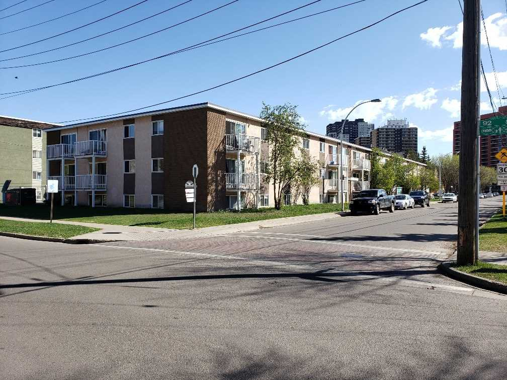 Main Photo: 204 9116 106 Avenue in Edmonton: Zone 13 Condo for sale : MLS®# E4179104