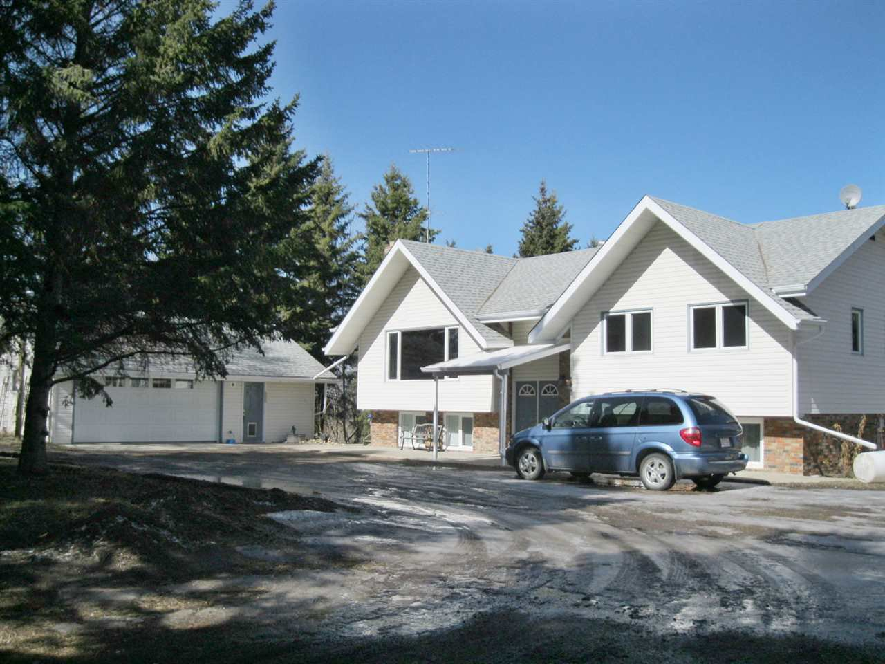 Main Photo: 1210 TWP RD 522: Rural Parkland County House for sale : MLS®# E4186200