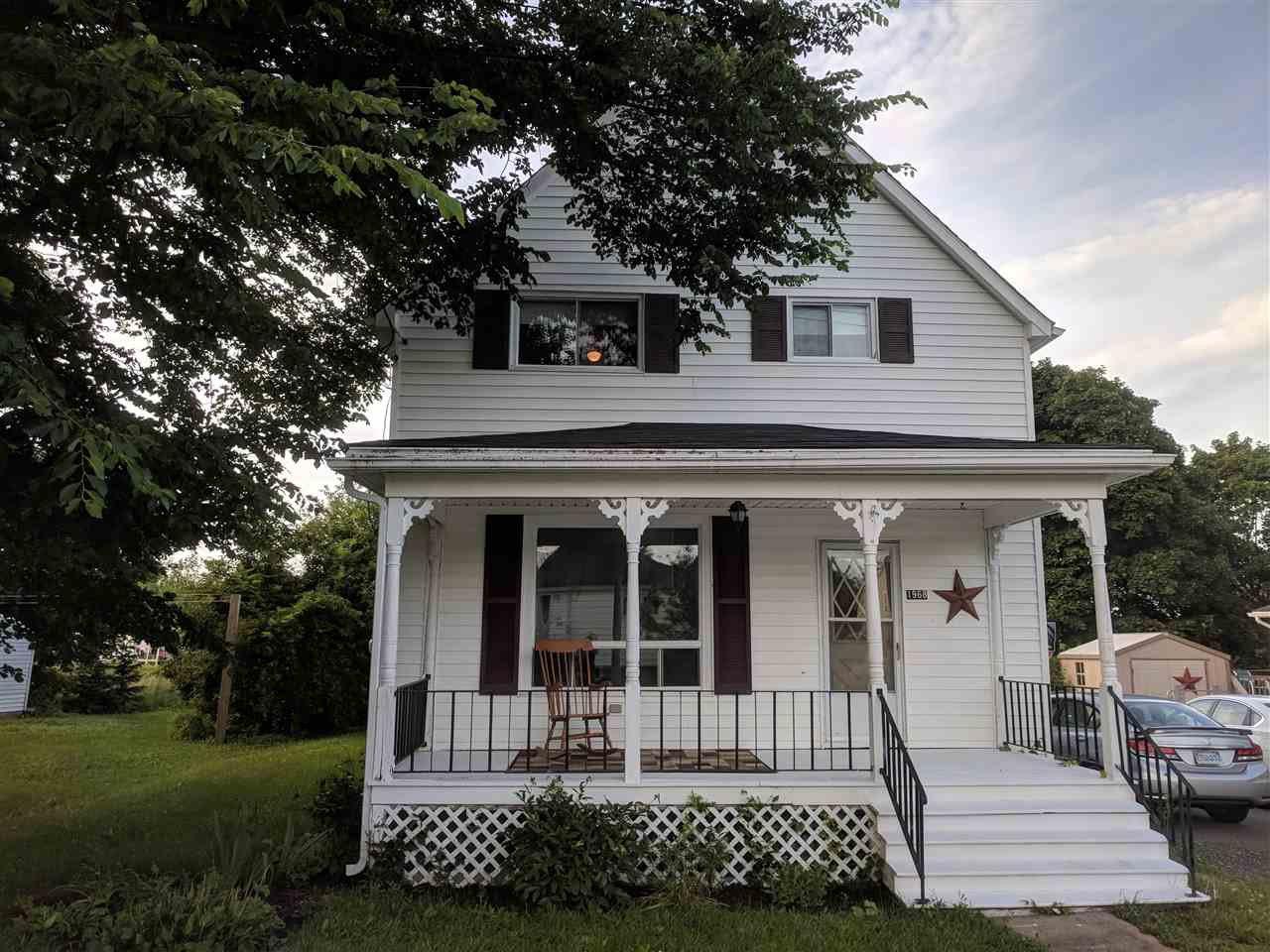 Main Photo: 1968 West Street in Westville: 107-Trenton,Westville,Pictou Residential for sale (Northern Region)  : MLS®# 202007078