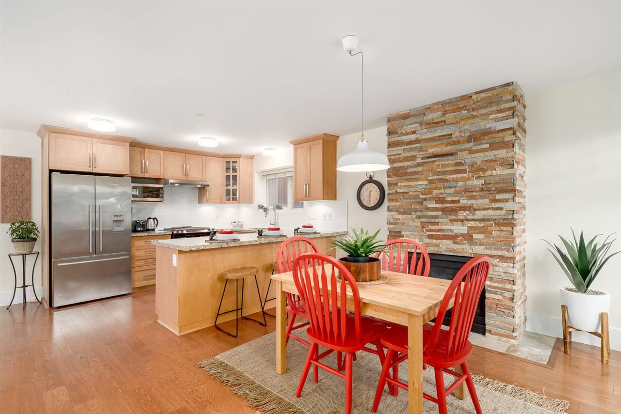 Photo 6: Photos: 1512 GRAVELEY Street in Vancouver: Grandview Woodland Townhouse for sale (Vancouver East)  : MLS®# R2457757