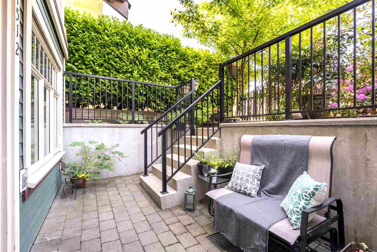 Photo 4: Photos: 1512 GRAVELEY Street in Vancouver: Grandview Woodland Townhouse for sale (Vancouver East)  : MLS®# R2457757