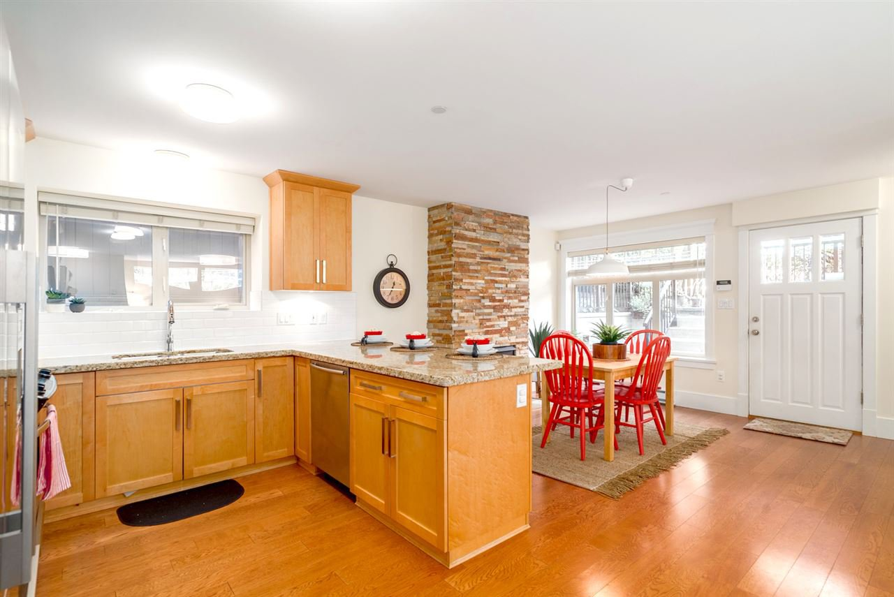 Photo 12: Photos: 1512 GRAVELEY Street in Vancouver: Grandview Woodland Townhouse for sale (Vancouver East)  : MLS®# R2457757