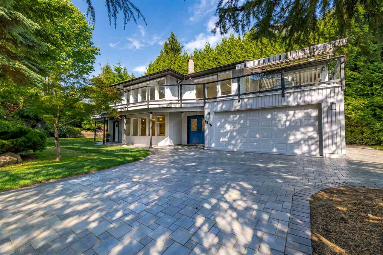 Main Photo: 8515 ANSELL Place in West Vancouver: Howe Sound House for sale : MLS®# R2461115