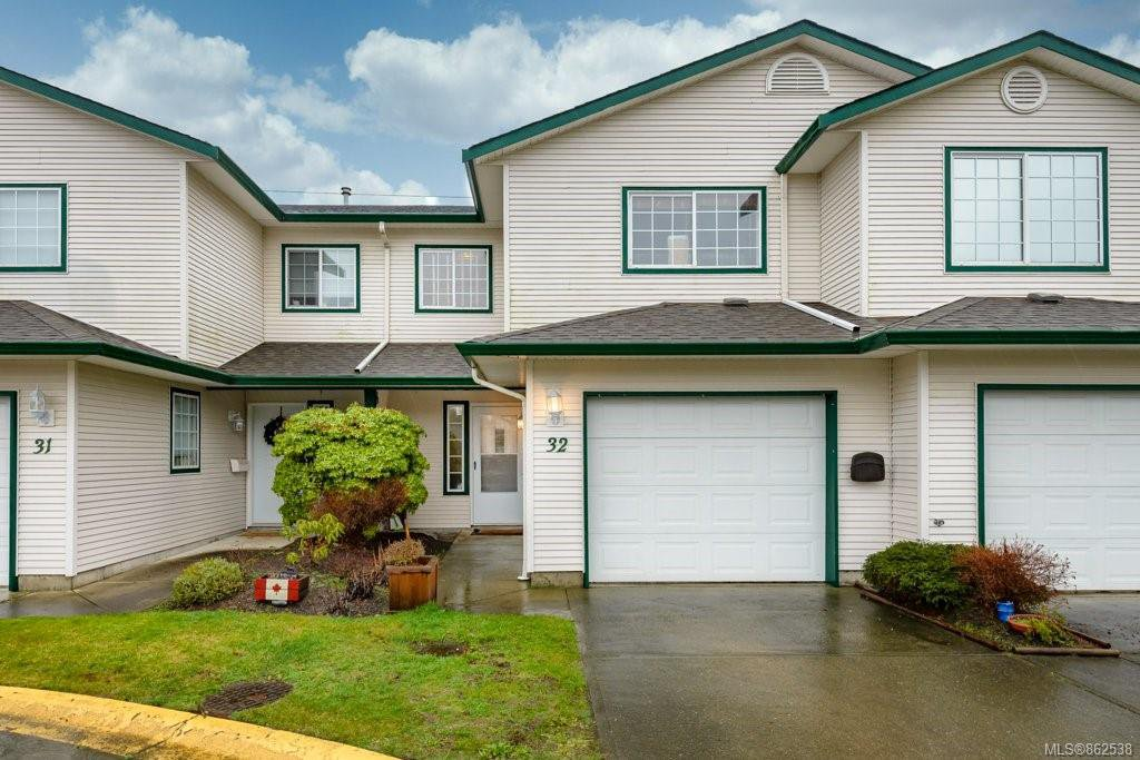 Main Photo: 32 717 Aspen Rd in : CV Comox (Town of) Row/Townhouse for sale (Comox Valley)  : MLS®# 862538
