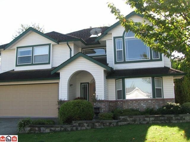 Main Photo: 34963 MILLAR CRESCENT in ABBOTSFORD: Abbotsford East House Triplex for sale (Abbotsford)