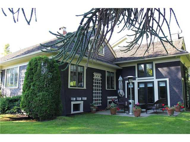 Main Photo: 6755 LABURNUM Street in Vancouver: Kerrisdale House for sale (Vancouver West)  : MLS®# V910749