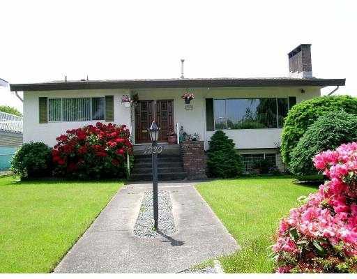 Main Photo: 1220 E 47TH AV in Vancouver: Knight House for sale (Vancouver East)  : MLS®# V593459