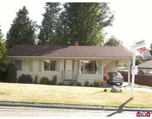 "Main Photo: 8549 TERRACE DR in Delta: Nordel House for sale in ""Sunbury"" (N. Delta)  : MLS®# F2616798"