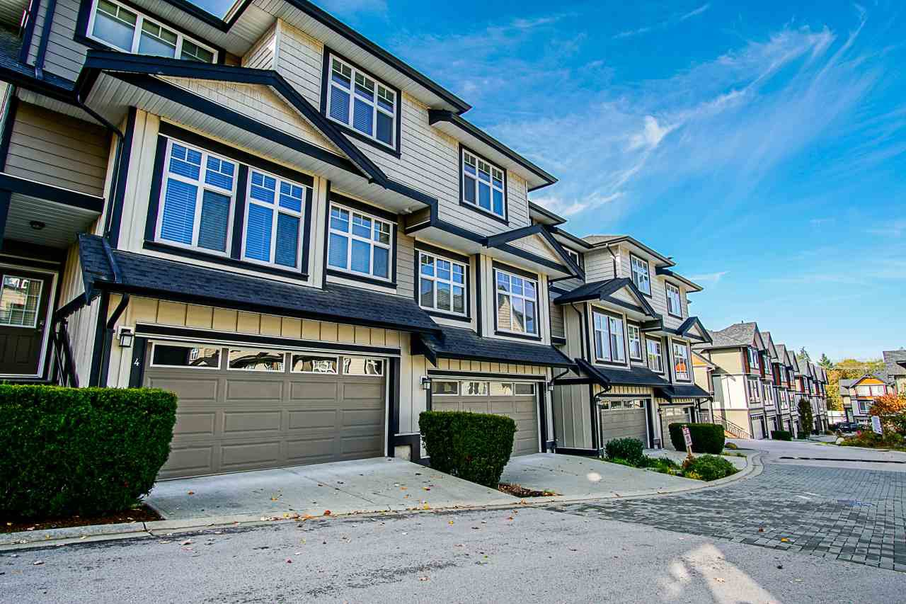 """Main Photo: 3 6350 142 Street in Surrey: Sullivan Station Townhouse for sale in """"Canvas"""" : MLS®# R2415442"""