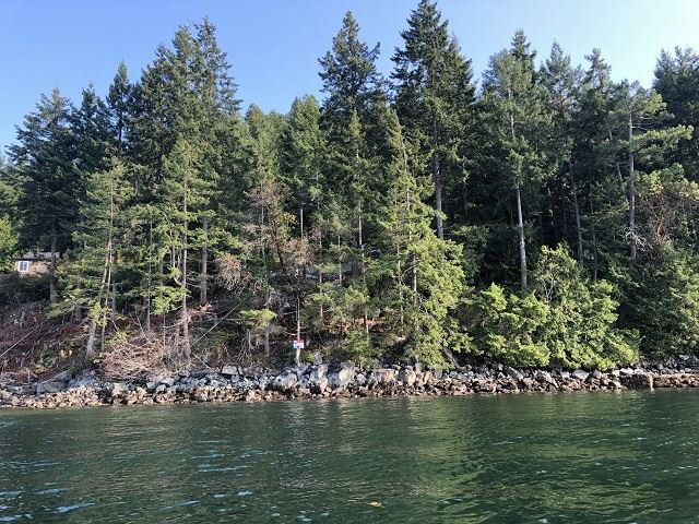 """Photo 3: Photos: 4147 FRANCIS PENINSULA Road in Madeira Park: Pender Harbour Egmont Land for sale in """"BEAVER ISLAND"""" (Sunshine Coast)  : MLS®# R2393294"""