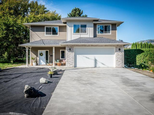 Main Photo: 6292 HILLVIEW DRIVE in Kamloops: Dallas House for sale : MLS®# 153586