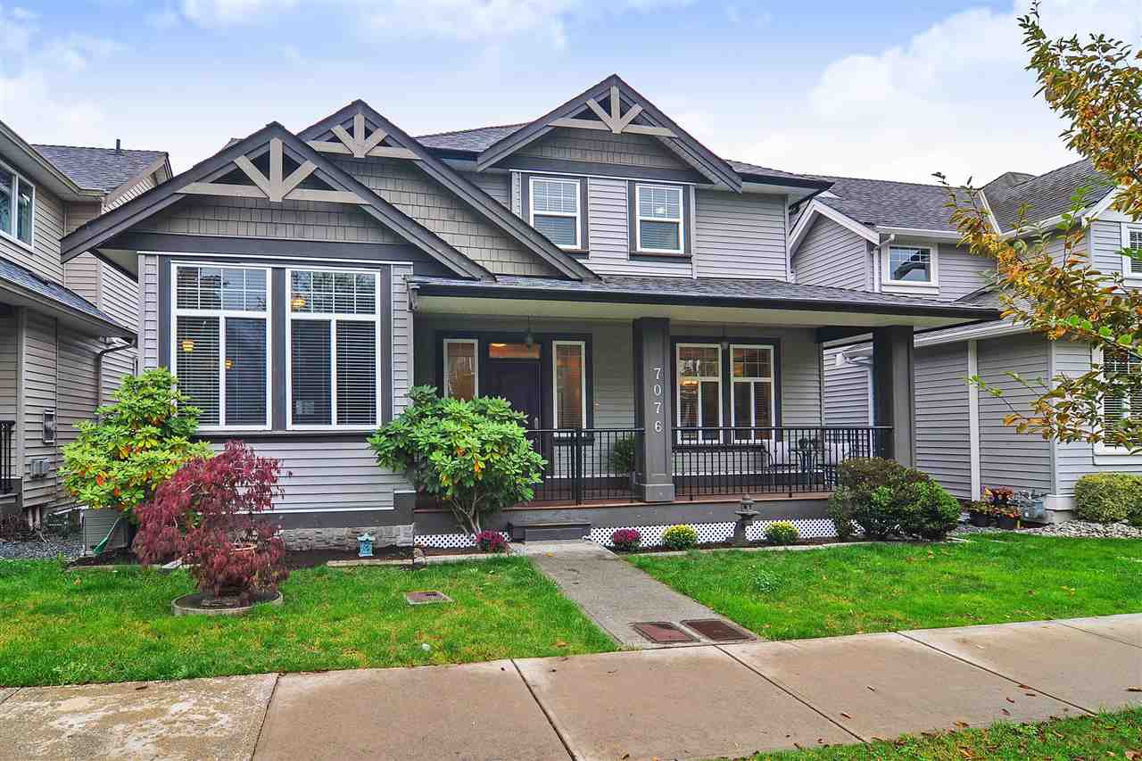 Main Photo: 7076 195A Street in Surrey: Clayton House for sale (Cloverdale)  : MLS®# R2407993