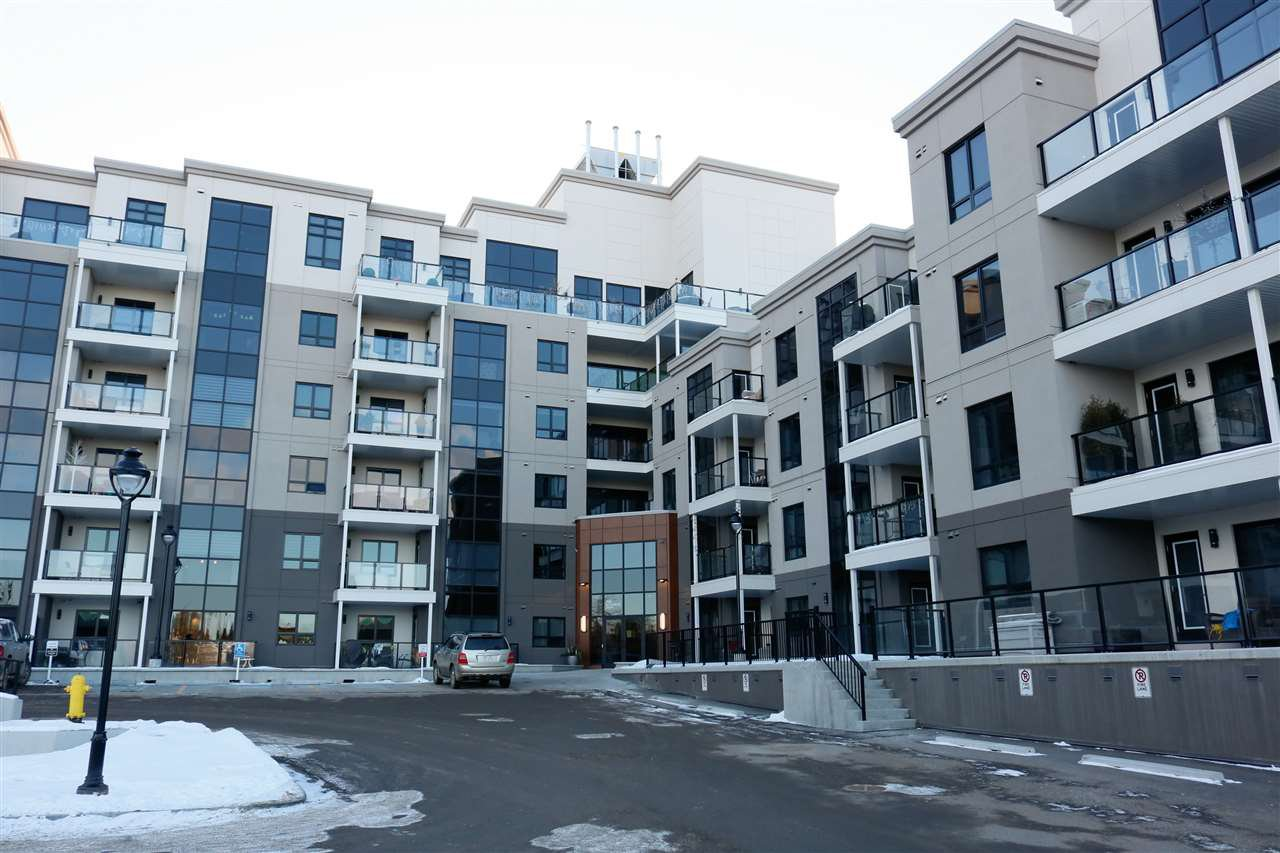 Main Photo: 207 200 BELLEROSE Drive: St. Albert Condo for sale : MLS®# E4193834