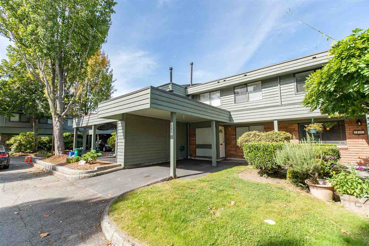 Main Photo: 164 3031 WILLIAMS ROAD in Richmond: Seafair Townhouse for sale : MLS®# R2502606