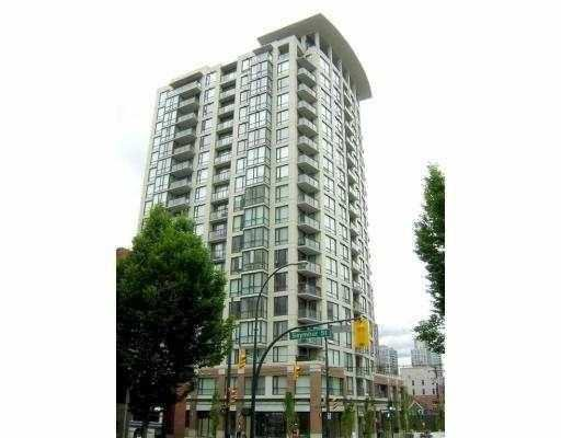 "Main Photo: 212 1082 SEYMOUR Street in Vancouver: Downtown VW Condo for sale in ""FREESIA"" (Vancouver West)  : MLS®# V668613"
