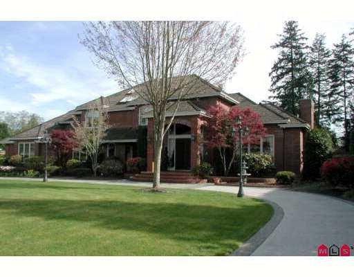 Main Photo: 13326 25TH AV: House for sale (Elgin/Chantrell White Rock & District Fraser Valley Lower Mainland British Columbia)  : MLS®# Elgin/Chantrell