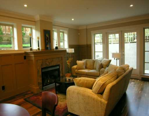Photo 2: Photos: 281 W 13TH Ave in Vancouver: Mount Pleasant VW Townhouse for sale (Vancouver West)  : MLS®# V629786