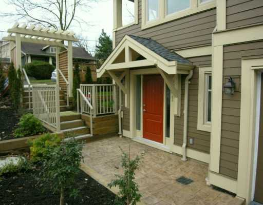 Main Photo: 281 W 13TH Ave in Vancouver: Mount Pleasant VW Townhouse for sale (Vancouver West)  : MLS®# V629786