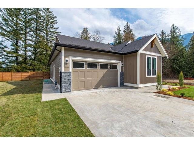 "Main Photo: 63 1885 COLUMBIA VALLEY Road in Cultus Lake: Lindell Beach House for sale in ""Aquadel Crossing"" : MLS®# R2408763"