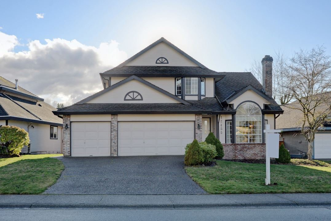 Main Photo: 12455 205 STREET in : Northwest Maple Ridge House for sale : MLS®# R2238685