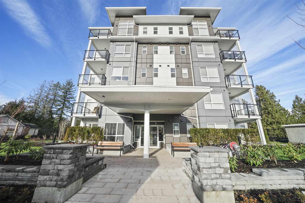 """Main Photo: 205 22315 122 Avenue in Maple Ridge: East Central Condo for sale in """"The Emerson"""" : MLS®# R2428210"""